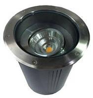 Грунтовый тротуарный поворотный светодиодный светильник  10W AC65-265V Ecolend