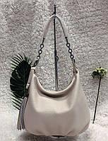 Стильна шкіряна сумка . Жіноча сумка з натуральної шкіри. Сумка мішок. Шкіряна сумка. Стильна сумка.Сумка.