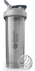 Спортивная бутылка-шейкер BlenderBottle Pro32 Tritan 940 ml Grey, КОД: 977520