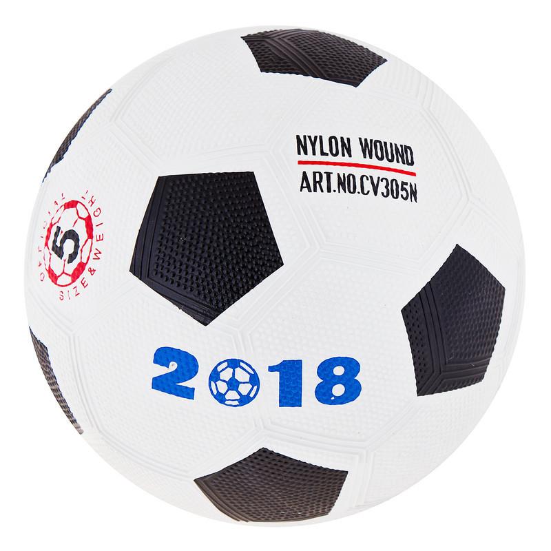 М'яч футбольний гумовий FR5-330/14
