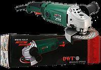 Угловая шлифовальная машина DWT WS10-125 T