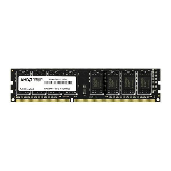 Оперативна пам'ять AMD 4 GB DDR3 1333 MHz Radeon R3 Value (R334G1339U1S-U)
