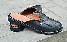 Мюли Karmen черные 432065*