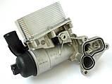 Корпус масляного фильтра с охладителем на Renault Trafic 2.0dCi (2011-2014) Renault (оригинал) 8201005241, фото 3