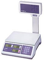 Весы торговые CAS ER-JR