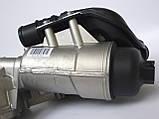 Корпус масляного фильтра с охладителем на Renault Trafic 2.0dCi (2011-2014) Renault (оригинал) 8201005241, фото 9