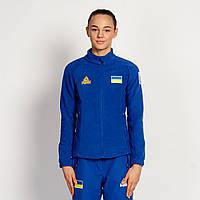 Спортивная кофта Peak Sport FS-UW1815NOK-BLU 3XL Синяя 2000130343013, КОД: 1345378