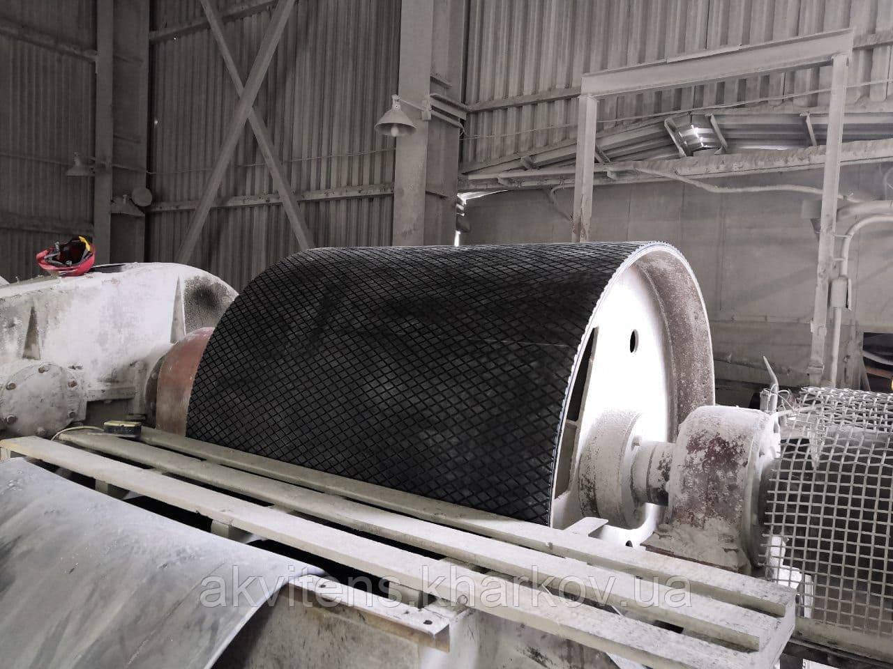 Футеровка барабана D-630 L-500 (h-10мм)