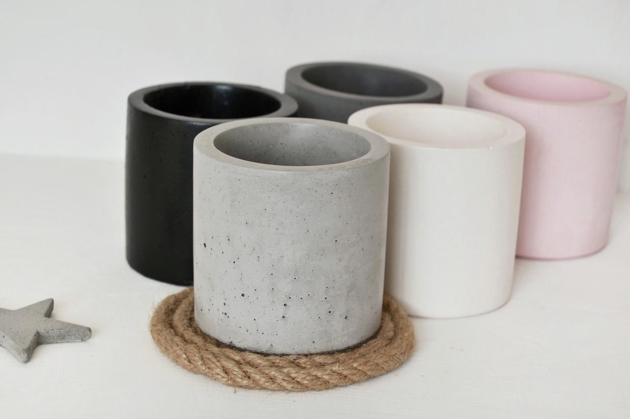 формы для горшка из бетона купить