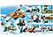 """Детский конструктор JVToy """"АРКТИЧЕСКАЯ ЭКСПЕДИЦИЯ"""" серия ЧУДЕСНЫЙ ГОРОД понравится всем маленьким любителям увлекательных приключений!, фото 2"""