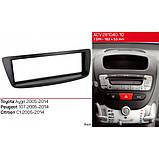 Переходная рамка ACV Toyota Aygo (281040-10), фото 5
