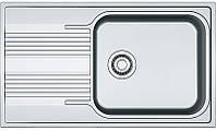 Кухонні мийки Franke Smart SRX 611-86 XL (101.0456.705)0х500х180/оборотна/сталь полірована