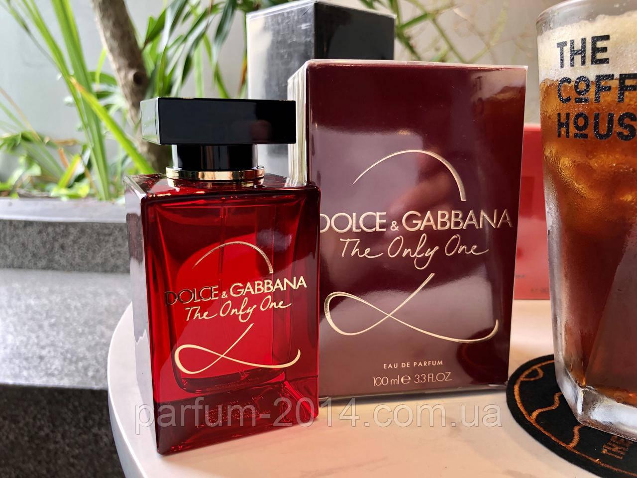 Женские дольче габбана зе онли ван Dolce Gabbana The Only One 2 EDP (реплика)