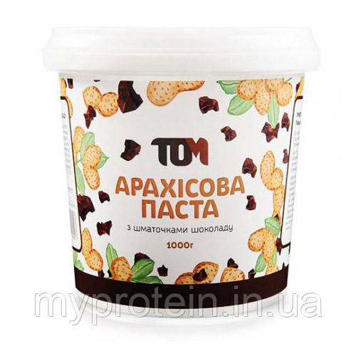 TOM peanut butter Арахісова Паста  (1 kg )