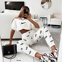 Женский костюм Nike (скидка только на белый цвет!) 947 Ник