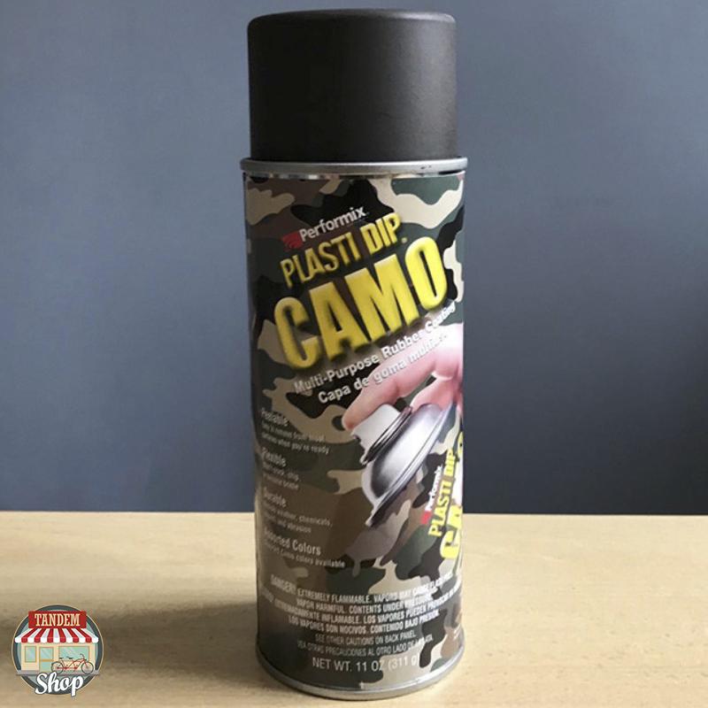 """Жидкая резина """"Камуфляж"""" Plasti Dip™ Camo, 400 мл Аэрозоль Коричневый"""