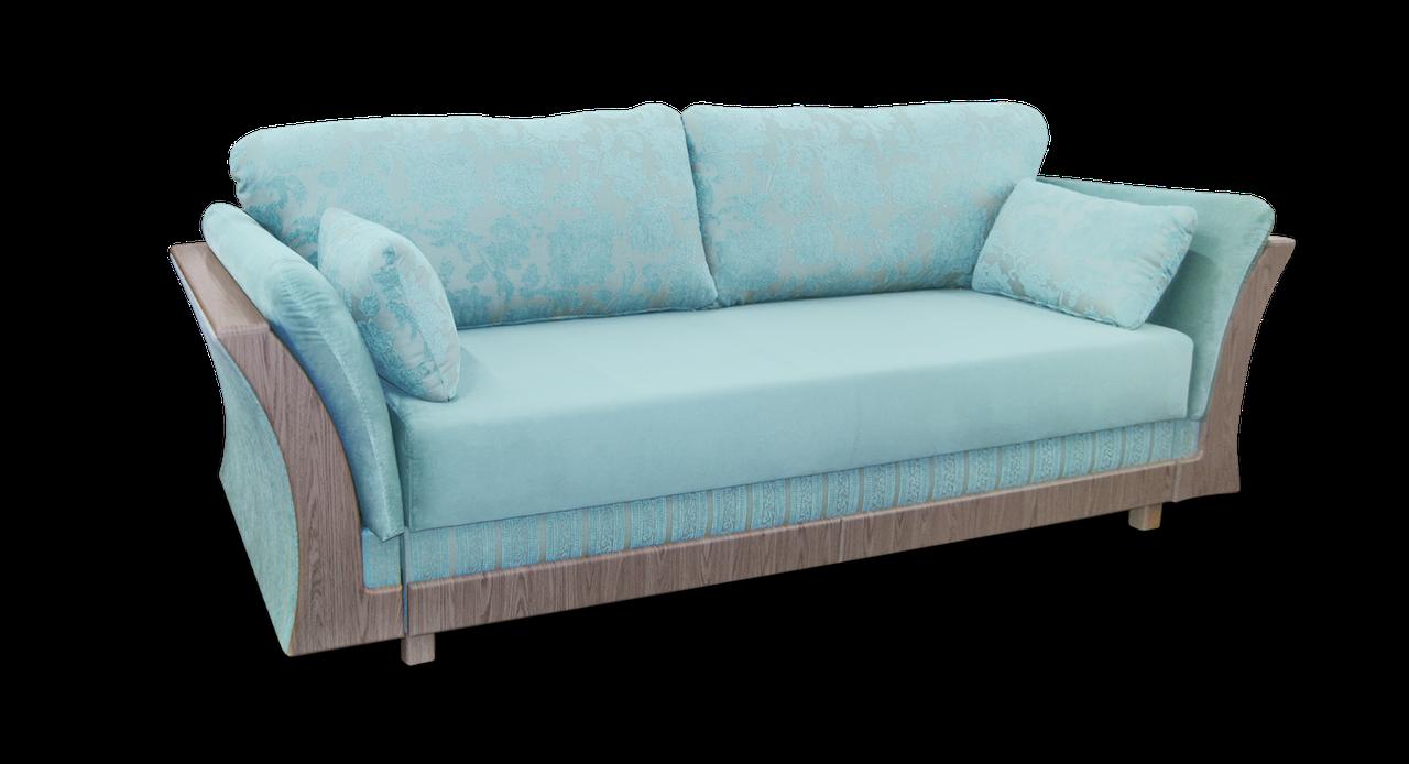 Бирюзовый диван еврокнижка Венеция фабрики Нота