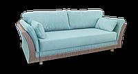 Бирюзовый диван еврокнижка Венеция фабрики Нота, фото 1
