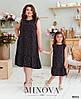 Красивое платье на девочку в горошек, фемели лук, размер от 122 до 164, фото 4