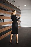 Женское платье из трикотажа, фото 5