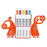 Упоры для книг Glozis Ethnic G-002 30 х 20 см G-002, КОД: 147590