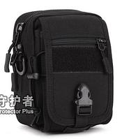 Поясная / наплечная сумка (подсумок) Protector Plus K301 ЧЕРНЫЙ