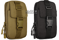 Подсумок тактический (сумка поясная) Protector Plus A012 ЧЕРНЫЙ