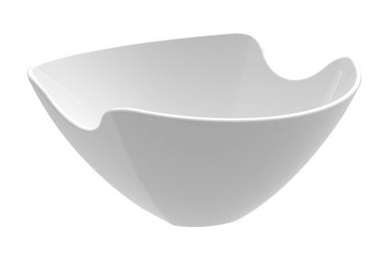 Салатник/Пиала LUMINARC SALENCO /24 см (L8058)