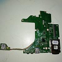 Плата USB, аудио Dell Precision M6500 DA0XM2PI6G1