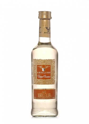 Вино ВАНІЛЬНЕ напівсолодке біле Novellina Tempo Bianco Vaniglia 0,25 L., фото 2