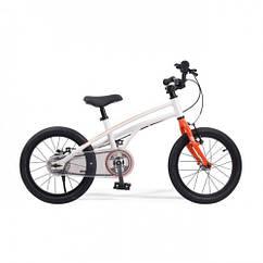 Детский двухколесный велосипед Royal Baby H2 All 18-24B колеса 18 дюймов рама алюминий белый