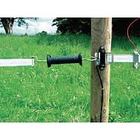Изолятор воротный для ленты электропастуха