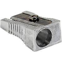 """Точилка """"Economix"""" металлическая (24) №E40601"""