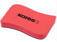 """Губка для доски """"Kores"""" магнитная 55 х110 мм (12) №K20860"""