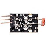 Модуль с фоторезистором KY-018, фото 2