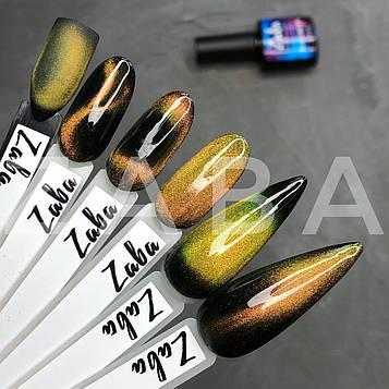Гель-лак Zaba professional 24-D Cat Eye №002, 8 мл