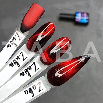 Гель-лак Zaba professional 24-D Cat Eye №007, 8 мл
