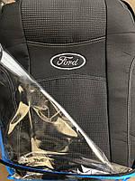 Чехлы на сиденья модельные (автоткань) ford focus 3 sedan hatchback wagon (форд фокус 2010-2018) седан хетчбек