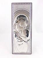 Образ Святая Мария с Иисусом на деревянной основе 85