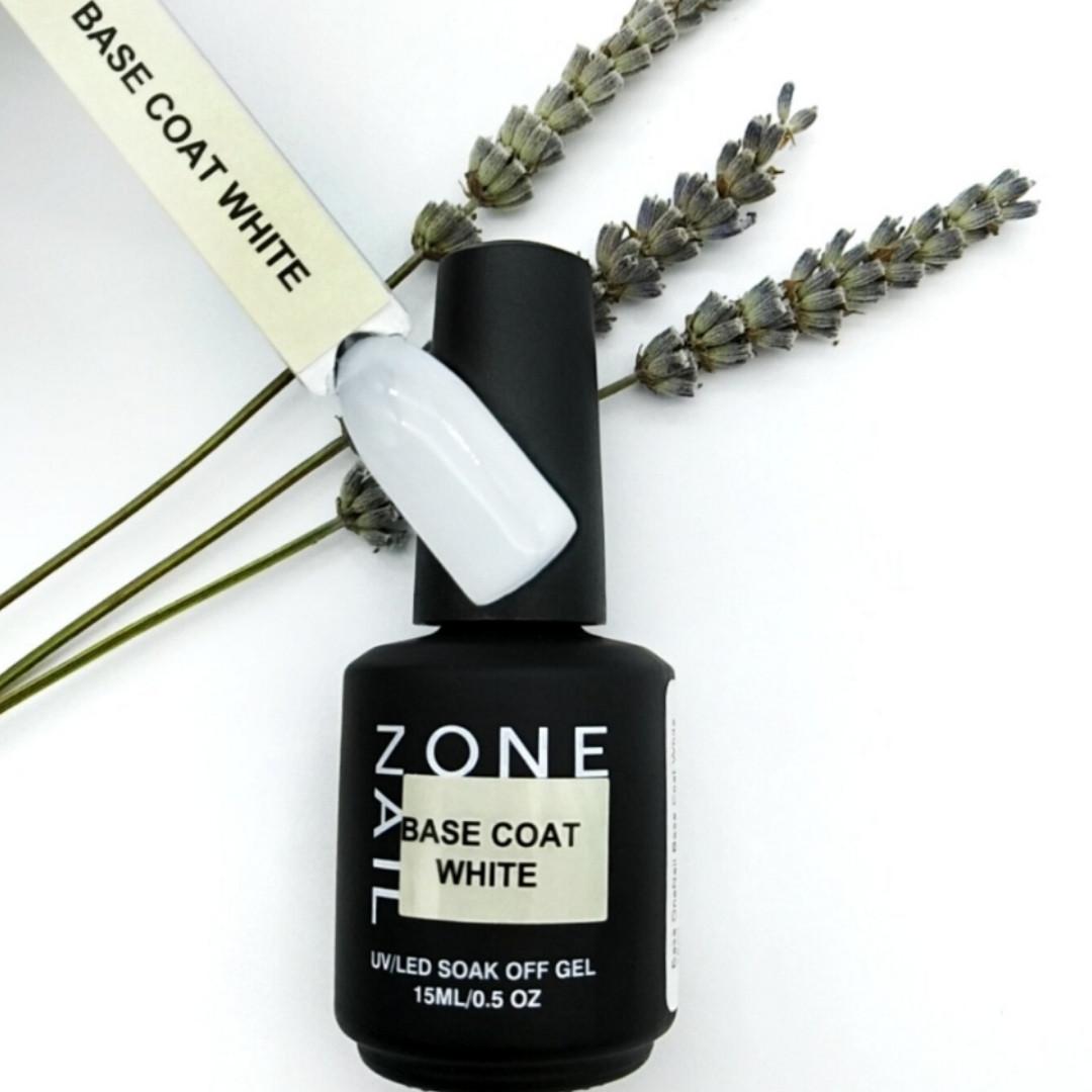 Base Coat White от One Nail, 15 ml