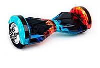 Гироборд Smart Balance Wheel 8 дюймов Огонь и лед