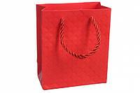 Новогодний подарочный пакет 26*10*32 см 3-19079995