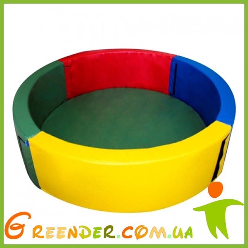 Сухой бассейн круглый 300-50 см