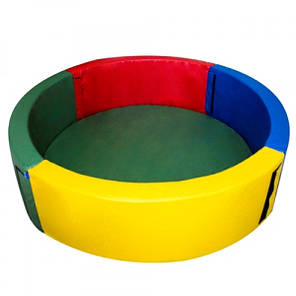 Сухой бассейн круглый 300-50 см, фото 2