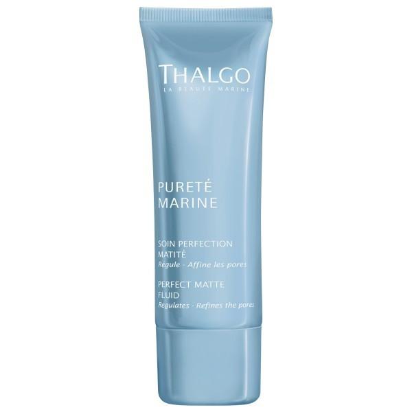 Ідеальна основа емульсія Thalgo Purete Marine Perfect matte fluid 40 мл