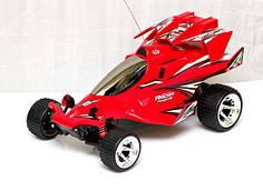 Машинка на радио управлении модель багги Racer красная