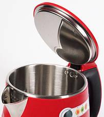 Чайник электрический Satori SSK-6131-RDW, фото 3