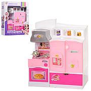 "Набір меблів для ляльки Барбі ""Кухня"" V105 - звукові ефекты"