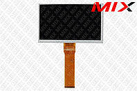 Матрица Ampe A77 Шлейф 125mm