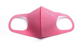 Многоразовая защитная маска ULKA Розовая